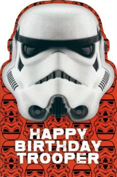 Storm Troopers Birthday Card