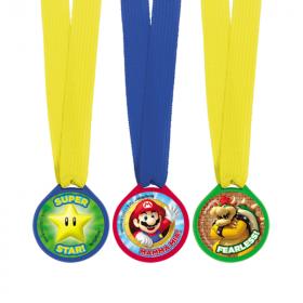 Super Mario Award Medals, pk12