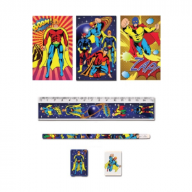 Superhero Stationery Set