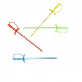 Plastic Sword Party Picks