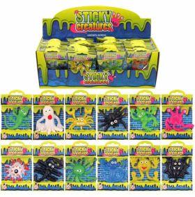 Sticky Creatures