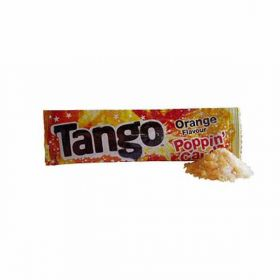 Tango Popping Candy Orange Flavour