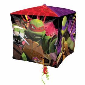 Teenage Mutant Ninja Turtles Cubez Foil Balloon 15''