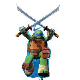 Ninja Turtles Leonardo Supershape Foil Balloon 43''