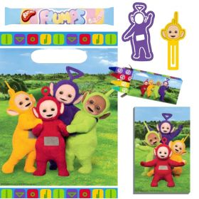 Teletubbies Pre Filled Bag (no.1), One Supplied