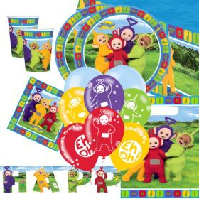 Teletubbies Party Packs