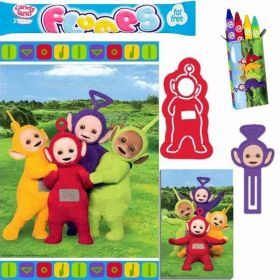 Teletubbies Pre Filled Bag (no.1)