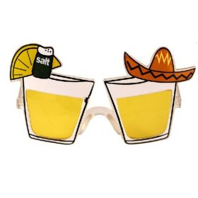 Mexican Yellow Glasses