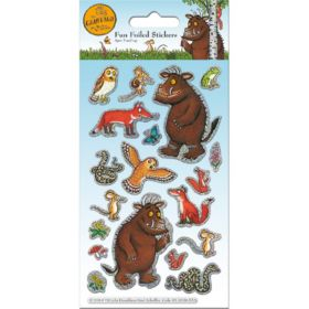 Gruffalo Party Bag Stickers