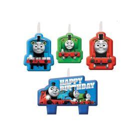Thomas & Friends Candle Set pk4