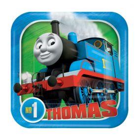Thomas & Friends Party Dessert Plates 18cm, pk8