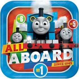 Thomas & Friends Party Dinner Plates
