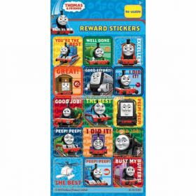 Thomas The Tank Engine Reward Stickers