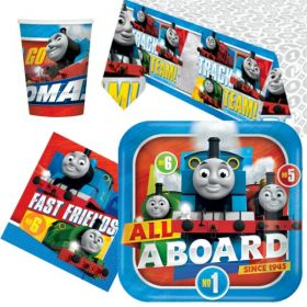Thomas & Friends Party Tableware Pack