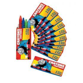 Thomas & Friends Crayons, pk12