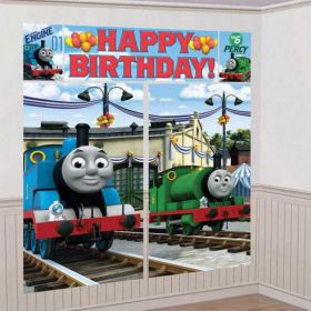 Thomas the Tank Scene Party Setter Add-On Decoration