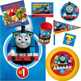 Thomas the Tank Engine Filled Party Bags (no. 4), one supplied