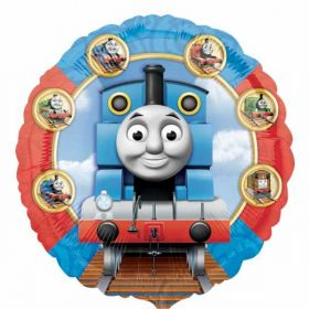 Thomas & Friends Multi Pictured Non Message Foil Balloon