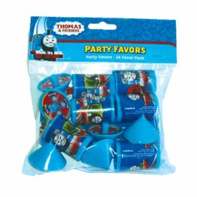 Thomas the Tank Engine 24 Pieces Favour Party Pack