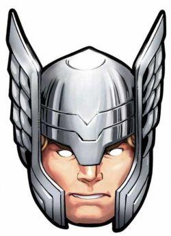 Avengers Thor Mask