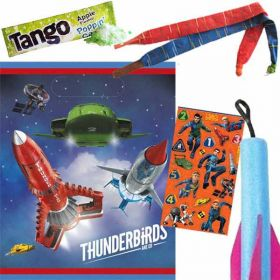 Thunderbirds Pre Filled Party Bags (No. 1), one supplied