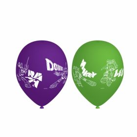 Teenage Mutant Ninja Turtles Character Story Balloons pk6