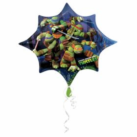 Teenage Mutant Ninja Turtles Supershape Foil Balloon 35''