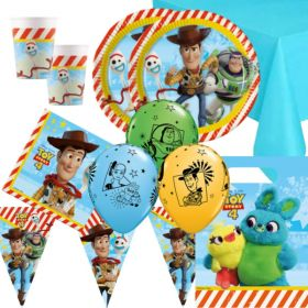 Toy Story 4 Deluxe Party Pack