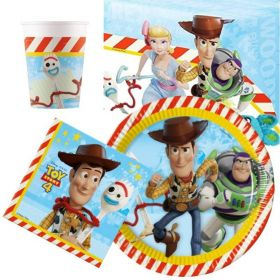 Toy Story 4 Tableware for 8