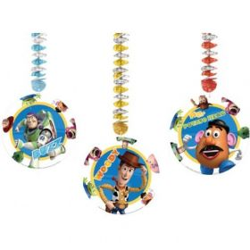 Disney Toy Story 3 Dangling Cut Outs Party Decoration