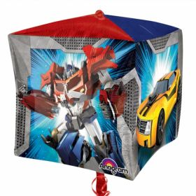 Transformers Cubez Foil Balloon 15''