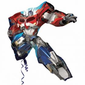 Transformers Supershape Foil Balloon 35''