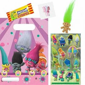 Trolls Pre Filled Party Bags (No.3)