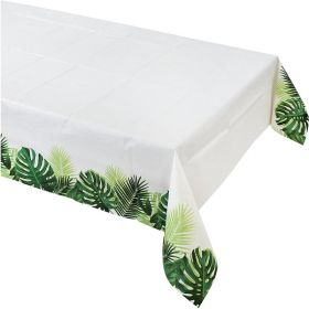 Tropical Fiesta Palm Leaf Tablecover