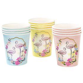 Flamingo Cups
