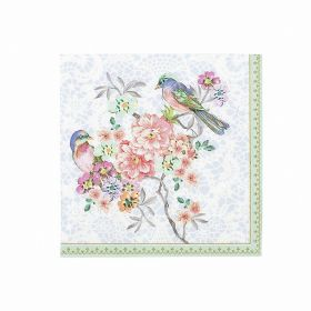 Truly Romantic Cocktail Napkins, pk20