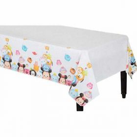 Tsum Tsum Party Plastic Tablecover