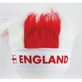 England Adult Headband