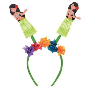 Hawaiian Hula Girl Head Boppers