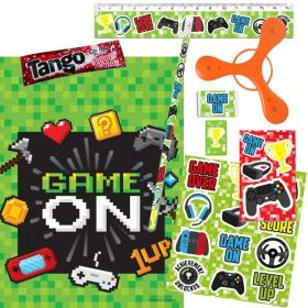 Gamer Pre Filled Party Bags