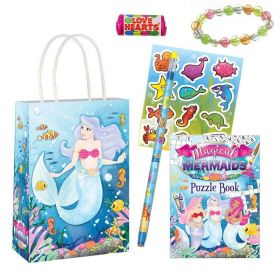 Mermaid Pre Filled Paper Bags (no.1), One Supplied