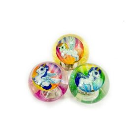 Unicorn Light Up Water Ball 65mm