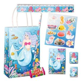 Mermaid Pre Filled Paper Party Bags (no.2), One Supplied