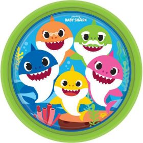 Baby Shark Plates