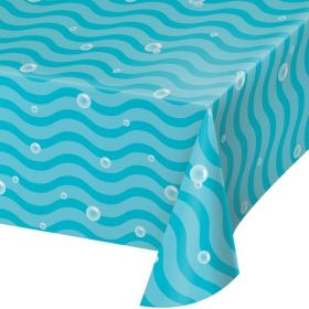 Sea Bubbles Themed Tablecover