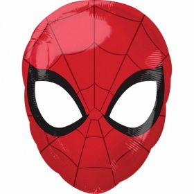 Spider-Man Animated Junior Shape Foil Balloon 30cm x 43cm