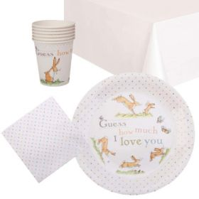 Baby Party Tableware Pack