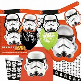 Stormtrooper Ultimate Party Pack for 8