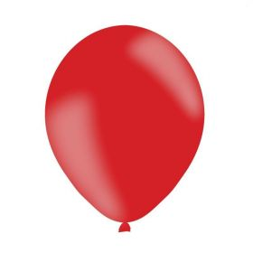 Red Latex Balloons 9""