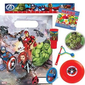 Avengers Prefilled Party Bags (No. 5), One supplied